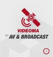 Videorama for AV & Broadcast