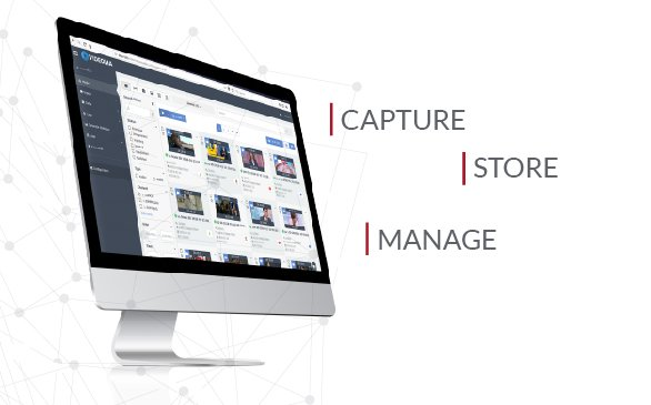 Videoma Archive Management