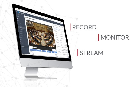Videoma Live Events Management